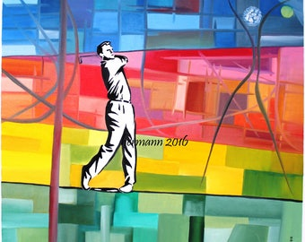 "Oil ""Tee off in the big city"""