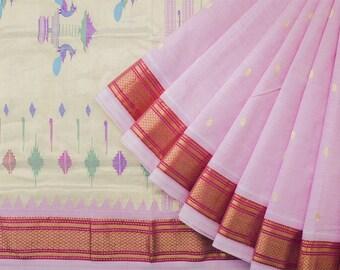 Cotton Paithani Saree PAI1CSAR101