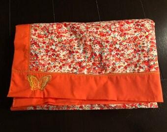 Handmade35x46 Crib Quilt