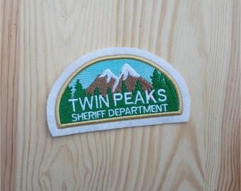 Twin Peaks Patch
