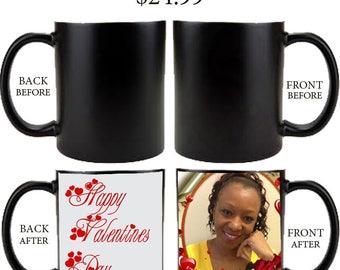 Magic Mugs Color changing mug