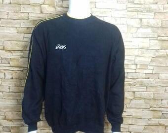 Asics sweatshirt crewneck jumper