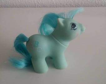 G1, My little pony. Baby Noodles. Hasbro 1987