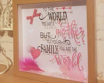 Mother box frame