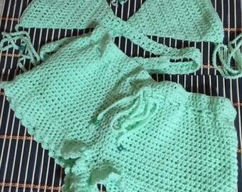 Smerald bikini set