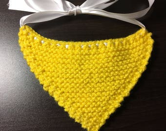 You Are My Sunshine Knit Bandana