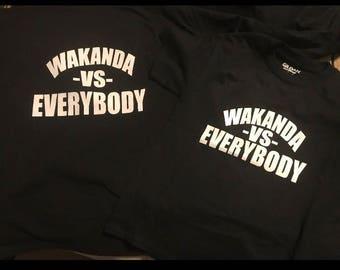 Wakanda Vs. Everybody