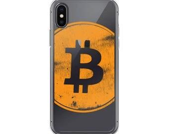 Bitcoin Crypto Currency Bitcoin Symbol iPhone Case