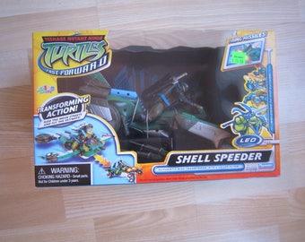 TMNT Shell Speeder - MIB - very rare!