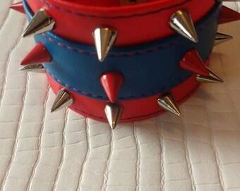Bracelet with studs