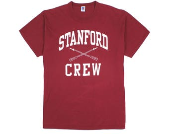 1980s Stanford Crew Russell Athletic T-shirt