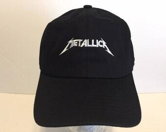 Metallica Adjustable Hat