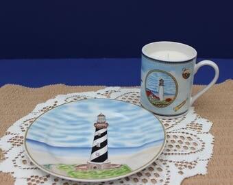 Portland Head Light, Maine Mug and Dessert Plate