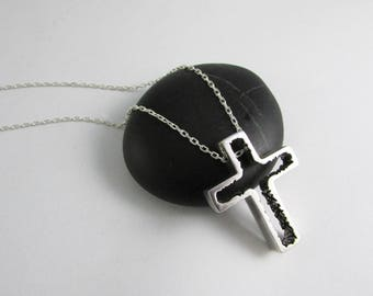 mittag necklace_cross a十字架a