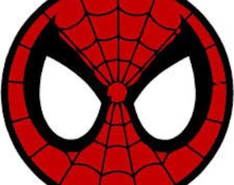 Spiderman Cross Stitch (Pattern Only)
