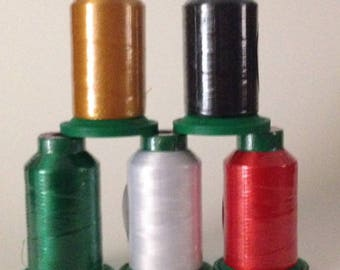 Isacord Embroidery Thread Christmas Kit