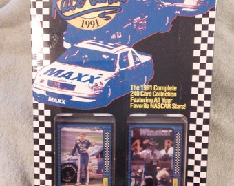 Maxx Race Cards 1991 Collector Series