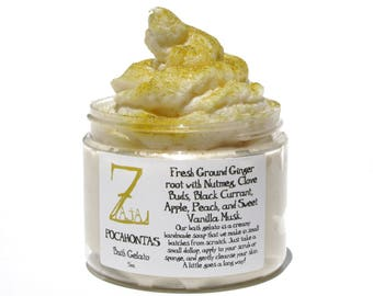 Pocahontas Bath Gelato Cream Soap 4 oz