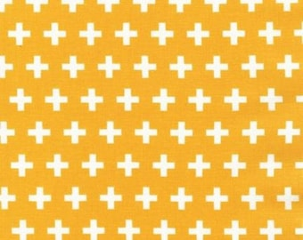 ON SALE - 10% Off Robert Kaufman Remix Cross Summer Quilting Apparel Fabric BTY