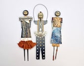 MIxed Media Premier Art Dolls