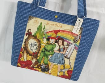 Wizard of Oz  purse tote Bags by April