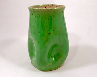 adult squishy cup in green