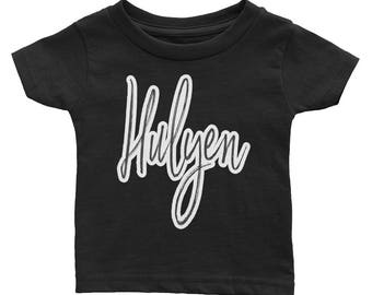 Hulyen Hellraiser Funny Yiddish Infant Tee