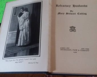 Refectory husbands by Mary cutting