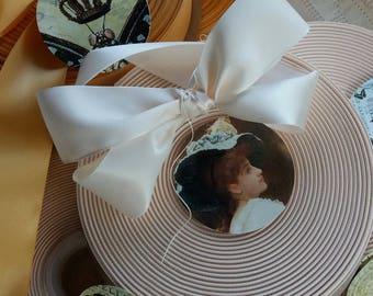 100 Yards breit Elfenbein oder Gold Band... Schöne... Pakete, Hochzeiten... Nur reduziert
