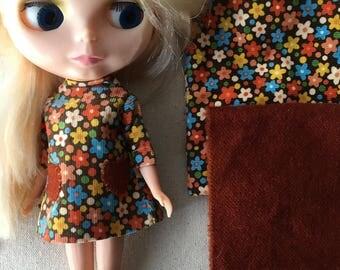 Blythe corduroy dress