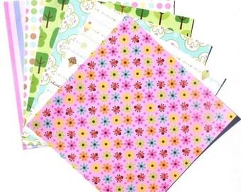 50% OFF - Spring Time - 6x6 Doodlebug Design Paper Pack