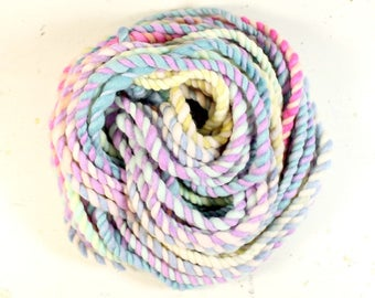 candy crush 3   ... handspun yarn set, weaving creative yarn bundle, hand spun, hand dyed yarn, handspun art yarn