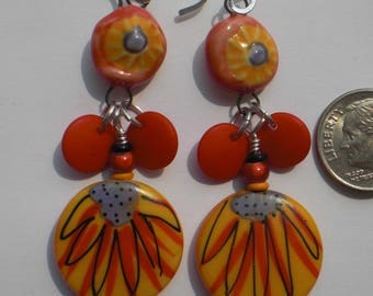 Clayworks and MyElements Collaboration Dangles