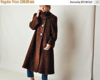 ON SALE Vintage Pauline Trigere Coat