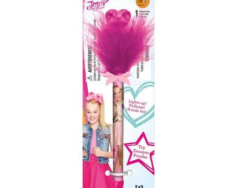 Jojo Siwa Wiggle Pen • 1.0mm Ballpoint Pen Ink Works (IW3496)