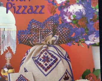 Hardanger With Pizzazz Embroidery Book