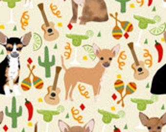 Fiesta Chihuahua Dog Clothing Designer Shirt To Order plus  Poodle, Shih Tzu , Maltese , Yorkie