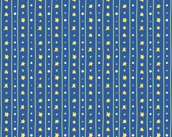 The Little Prince - Prince Stripes C6795-Navy