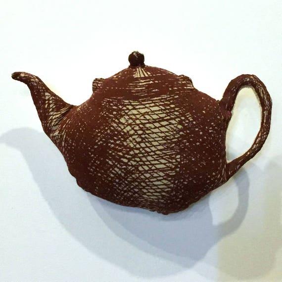 Red Teapot