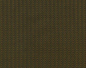 Andover Fabrics Jo's Best Friends 3448 G Zig Zag Lines On Green By The Yard