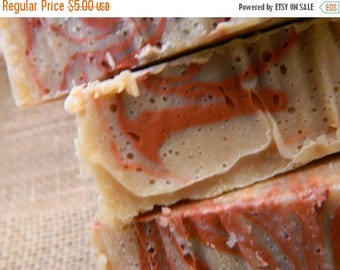SALE Cranberry Fig Goats Milk Soap, Cold Processed Soap, Handmade Soap, Natural Soap, Homemade Soap