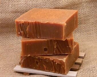 SALE Farmhouse Cider Goats Milk Soap