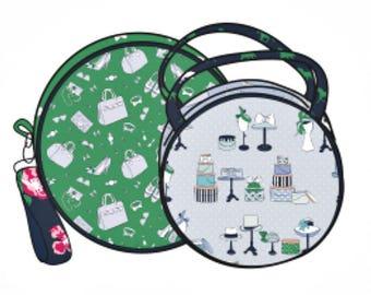 The Alice Bag Pattern - Melissa Mortenson - Riley Blake Fabrics
