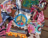 RESERVED for LizardGin, Hippie Festival, Prayer Flags, Peace flag,Hippie decor, wedding flags, Boho wedding,boho decor, gypsy,  peace flag