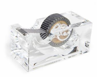 Lucite Washi Tape Dispenser