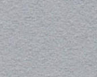 Silver Grey 35/65 Wool Blend Felt 12x18