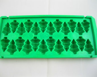 Ice Cube Tray, Christmas Trees