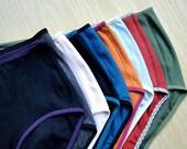 Buy 8 get 1 free high-waisted underwear, custom made panties
