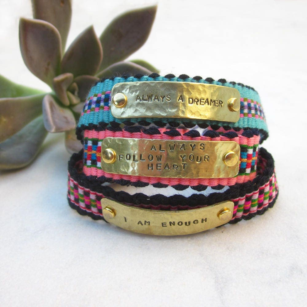 message lovethelinks back plated bangle com inspirational by look bracelet product notonthehighstreet silver original