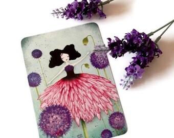 30% Off - Summer SALE Bloom - Postcard